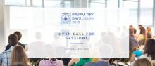 open call for sessions